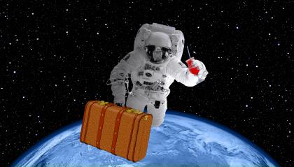 Pronta la piattaforma per prenotare un soggiorno da sogno tra la Luna e Marte
