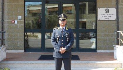 Il Capitano Pilota Daniele Lozzi è il nuovo comandante della sezione aerea della Guardia di Finanza di Rimini
