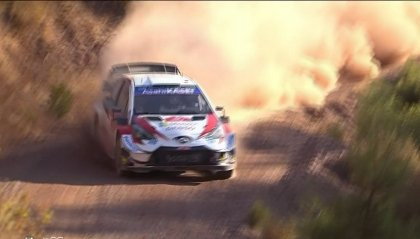 Rally Turchia: Ogier comanda dopo 5PS