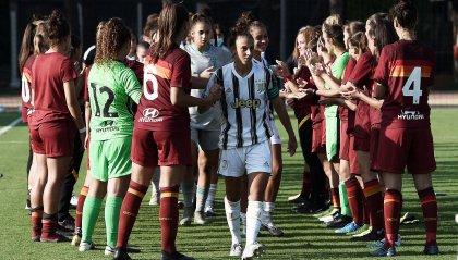 Finale campionato 2019/20, la Roma batte 2-1 la Juventus e si laurea campione d'Italia