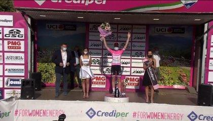 Giro Rosa: trionfa l'olandese Anna Van Der Breggen