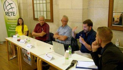 Passione e politica: la dirigenza della Sinistra Unita Europea a San Marino, ospite di Rete
