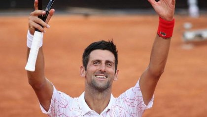 Roma, Djokovic e la Halep i primi finalisti