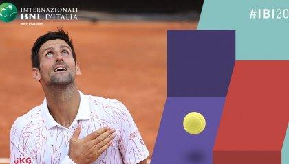Tennis: Djokovic quinto trionfo a Roma