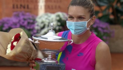 WTA Roma: Pliskova si ritira, Halep vince gli Internazionali d'Italia