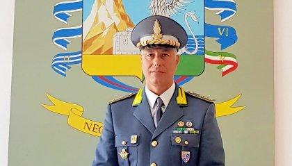 ll Tenente Colonnello Pietro Spano' a capo della Stazione Navale della Guardia di Finanza di Rimini