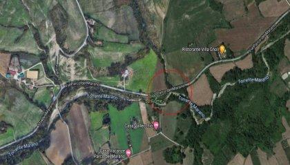 Coriano: frenare la forza dell'Acqua per salvaguardare Parco del Marano