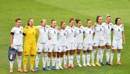 Settima vittoria consecutiva per le Azzurre, 5-0 alla Bosnia