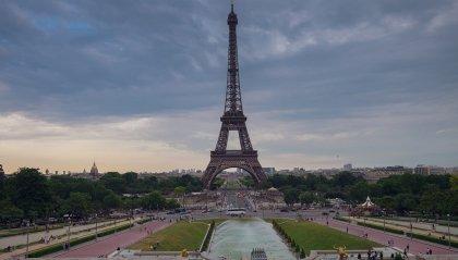 Tour Eiffel: rientra l'allarme bomba