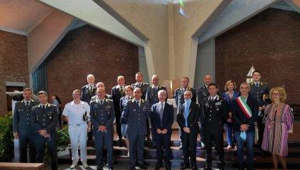 La Guardia di Finanza di Rimini celebra San Matteo Patrono delle Fiamme Gialle