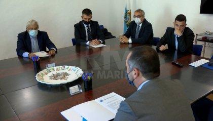 Presidente Odg Verna incontra Lonfernini e Beccari per istituire un Premio Giornalistico intitolato a Zavoli