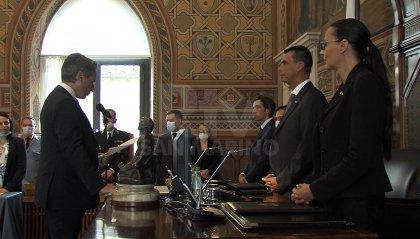 Andrea Vicari giura come presidente della Corte per il Trust, primo sammarinese a ricoprire il ruolo