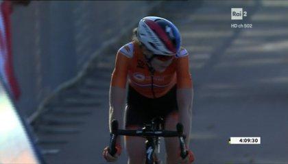 Mondiali donne, Van Der Breggen domina e vince l'oro