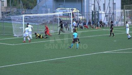 Cosmos: 2-1 in rimonta sul Faetano, primi 3 punti in campionato