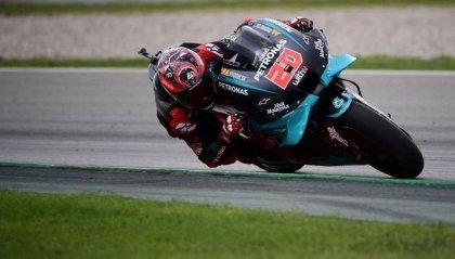 MotoGP: Quartararo vince e va in testa al mondiale