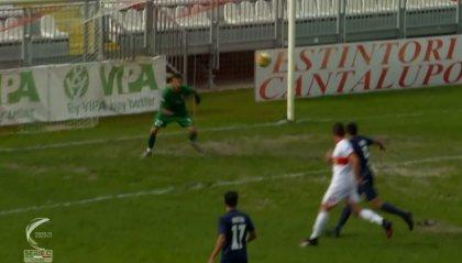 Doppio Carletti, Carpi-Sambenedettese 2-0