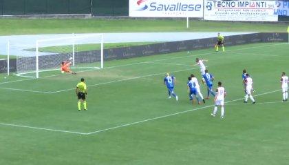Serie C: Miracoli e Guidetti, la Feralpi supera 2-1 l'Arezzo