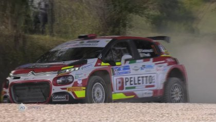 Rally Adriatico: Andreucci vince e allunga in classifica