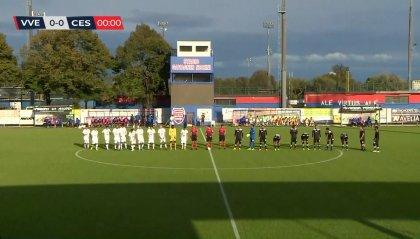 Virtus Verona-Cesena 1-1