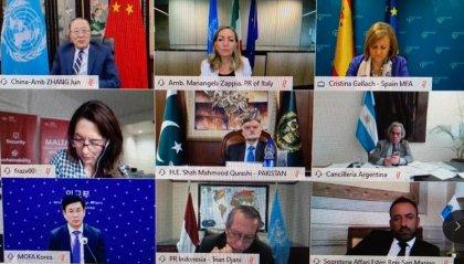 """Riunione dei Paesi del Gruppo informale """"Uniting for Consensus"""" (UfC)"""