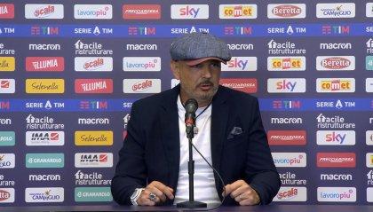 """Mihajlovic sorride: """"Fatta la partita che volevamo"""""""