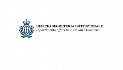 Istanze d'Arengo: il 4 ottobre si torna alla presentazione a Palazzo Pubblico