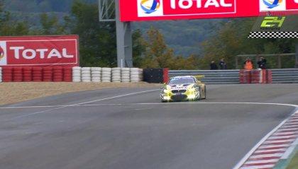 Alle 24 ore del Nurburgring trionfa la Bmw