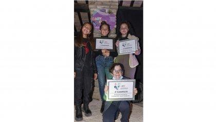 La riminese Aurora Reggiani vince Baby Voice. Seconda classificata Coline Saia dalla provincia di Messina e al terzo posto Andrea Cucchi di San Marino