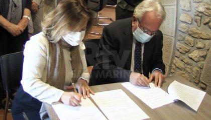 Firmato un protocollo d'intesa tra Unirsm e Istituto internazionale delle scienze amministrative sulla formazione nella PA