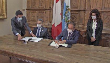 San Marino - Svizzera: firmato il memorandum per rafforzare la collaborazione
