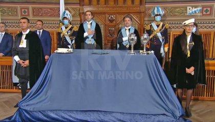 Alessandro Cardelli e Mirko Dolcini sono i nuovi Capitani Reggenti