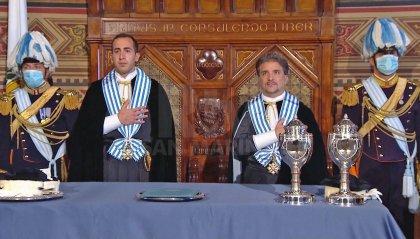 Il giorno della Reggenza: Alessandro Cardelli e Mirko Dolcini salgono alla Suprema Magistratura