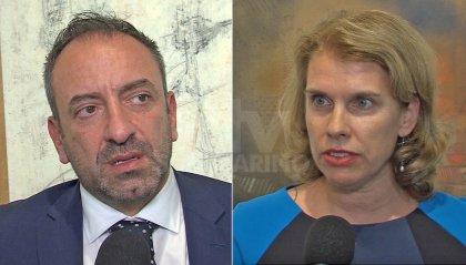 """Negoziato Ue: confronto con i diplomatici dei Paesi europei. Beccari: """"Stati favorevoli al proseguimento"""""""