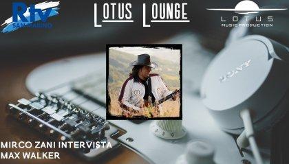 A Lotus Lounge, Max Walker