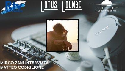 """Matteo Codiglione torna a """"Lotus Lounge"""" con """"Sigarette e Caffè"""""""