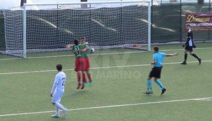 """Campionato: """"remuntada"""" Libertas, caduta Tre Fiori"""