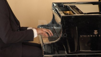 San Marino: il talentuoso pianista Pablo Salido Pulido protagonista al Palazzo SUMS di Città