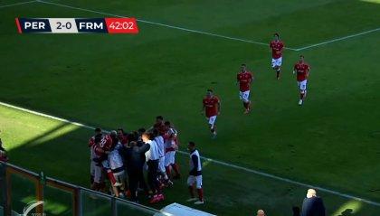 Perugia - Fermana 2-0