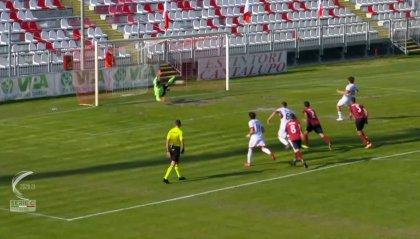 Un rosso spiana la strada al Carpi: 4-1 all'Arezzo