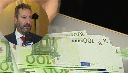 Fidejussioni dello Stato per prestiti 'Covid': 12,5 milioni alle imprese e 320mila euro alle famiglie