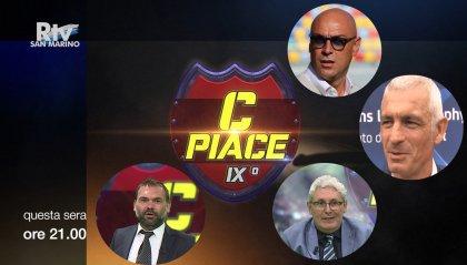 Fabrizio Ravanelli e Marco Giannitti a Cpiace