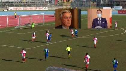 Nuovo Dpcm:  calcio dilettantistico attivo fino alla Prima Categoria