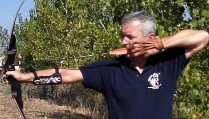 Tiro con l'arco: Marino Bartolini mette tutti in fila a Reggio Emilia