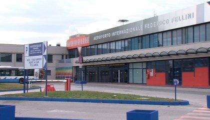 Aeroporto Fellini: dal primo dicembre si vola per Napoli