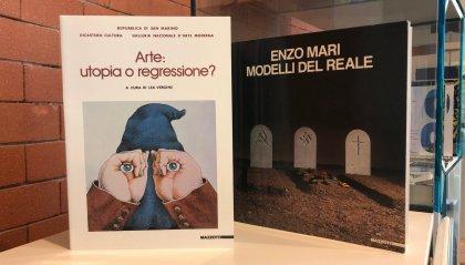 A Enzo Mari e Lea Vergine. La testimonianza di Fausta Morganti