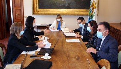La Segreteria Industria incontra i vertici di Nomisma: massima condivisione per il progetto San Marino 2030