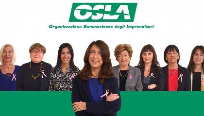 OSLA è al fianco di donne imprenditrici e professioniste. Ci vuole grinta e tenacia ma anche dalle autorità occorrono iniziative mirate