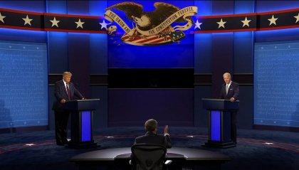 Trump - Biden: toni più moderati nell'ultimo duello prima del voto