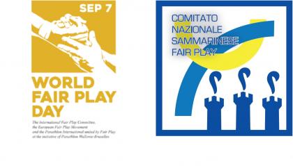 Rinviata la Giornata Mondiale Fair Play 2020