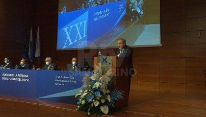 """Congresso Pdcs, Venturini guarda al futuro: """"Nella maggioranza collaborazione valida, accordo di Governo darà i suoi frutti"""""""
